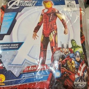 Kids costume iron man
